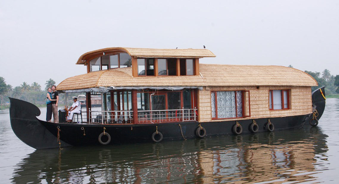 Project Image kerala-luxury-houseboats
